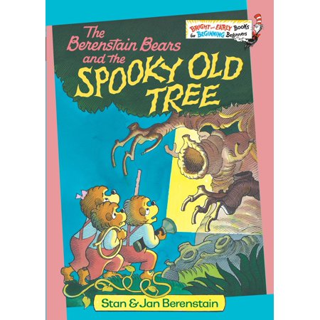 The Berenstain Bears and the Spooky Old Tree (Hardcover) - Spooky Halloween Song List