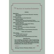 The Review of Austrian Economics (Paperback)