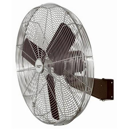 30 in. 2 Speed Oscillating Wall Fan - image 1 of 1
