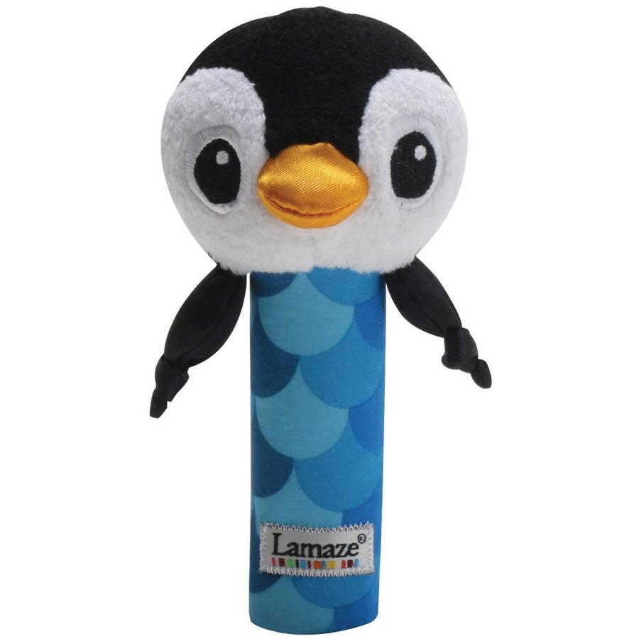 Lamaze Bend and Squeak Penguin