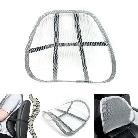 Cool Vent Cushion Mesh Back Lumbar Support Car Office ...