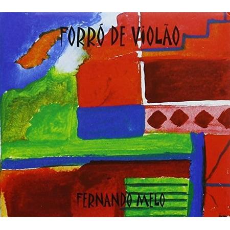 Forro de Violao (CD) (Forros Para Asientos De)