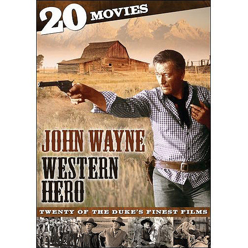John Wayne: Western Hero - 20 Movies