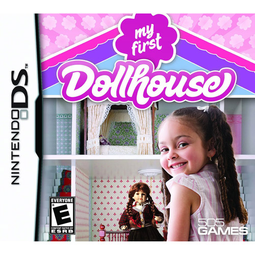 My First Dollhouse (DS)
