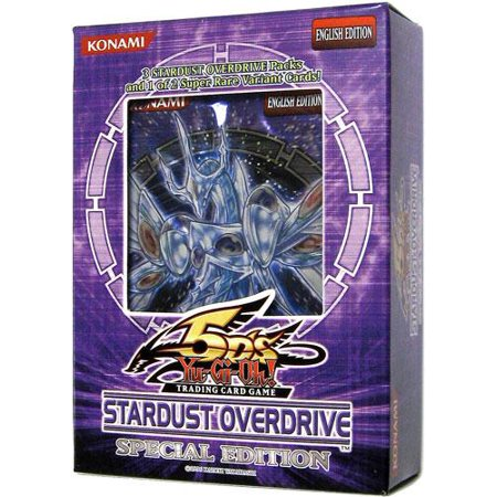 Yu-Gi-Oh Stardust Overdrive Special Edition Pack