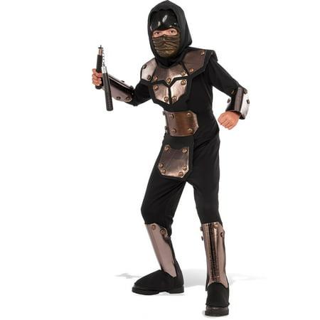Iron Woman Costume (Boys Iron Phantom Ninja)