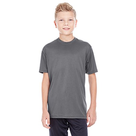 - C2 Sport Youth 100% Poly Performance Short-Sleeve T-Shirt C5200