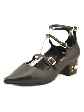 Design Lab Womens Lauv Pointed Toe Pumps Dress Heels