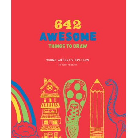 642 Awesome Things to Draw: Young Artist's (Division Book)
