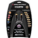 Monster Cable MC BPL UHD-9 Black Platinum HDMI Cable Platinum Hdmi Cable