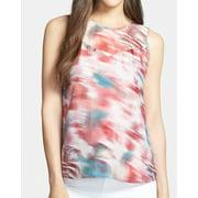 Classiques Entier NEW Pink Women's Size Large L Habotai Blouse Silk $168