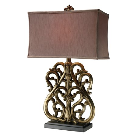 Dimond D1842 Roseville Table Lamp