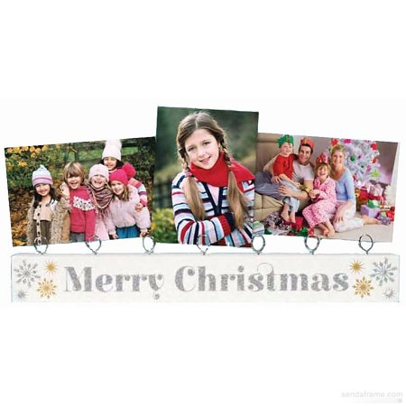 MERRY CHRISTMAS PHOTO CLIP frame by Malden - Merry Christmas Photo