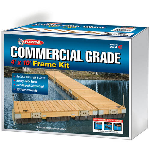 PlayStar Commercial Grade Dock Kit