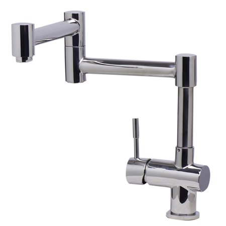 ALFI brand AB2038-PSS Solid Polished Stainless Steel ...