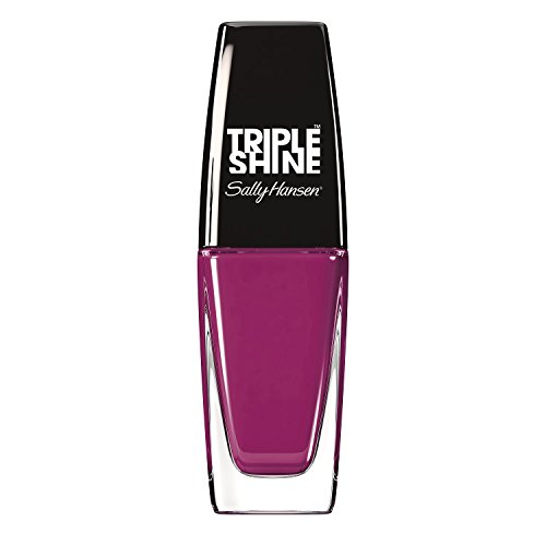 Sally Hansen Triple Shine Nail Color, Water Lilly, 0.33 Ounce