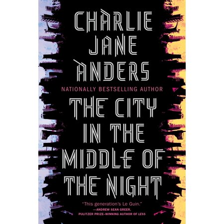 The City in the Middle of the Night](Party City Jake And The Neverland Pirates)