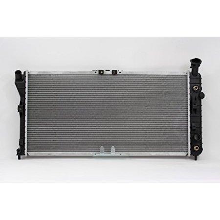 Radiator - Pacific Best Inc For/Fit 2343 00-05 Buick Century 00-04 Regal 00-03 Chevrolet Impala Monte Carlo PTAC Buick Century Radiator Core Auto