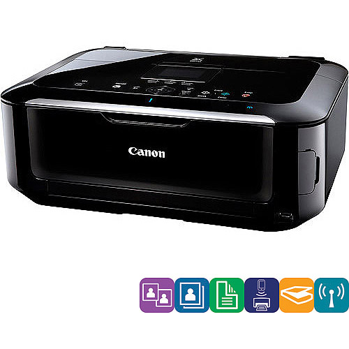Canon PIXMA MG5320 Wireless Inkjet Photo All-In-One Printer/Copier/Scanner