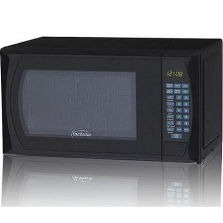 Sunbeam Sgdf702 Microwave Oven - Single - 0.70 Ft - 700 W - Black