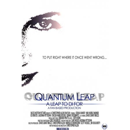 Quantum Leap A Leap to Di for Movie Poster (11 x 17)