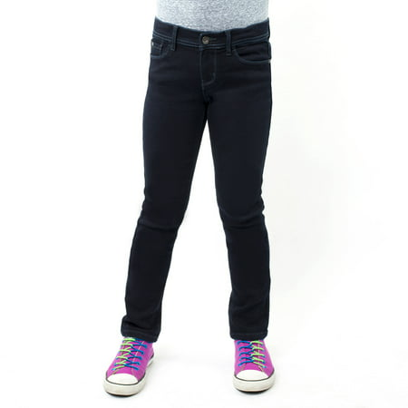 Jordache Girl's Skinny Denim Jean, Regular Fit ()
