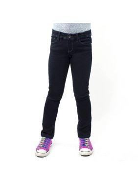 Jordache Girl's Skinny Denim Jean, Regular Fit