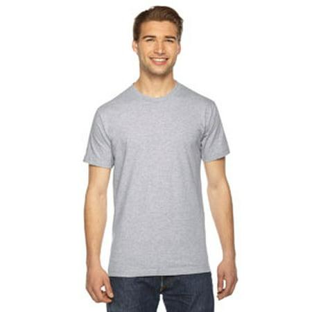 2001W Fine Jersey T-Shirt By American Apparel