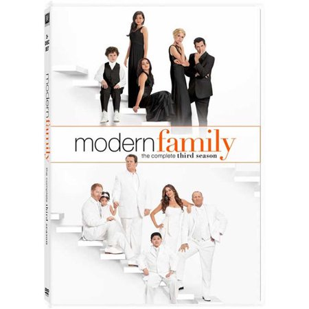 Modern Family: The Complete Third Season - Modern Family Halloween Season 3
