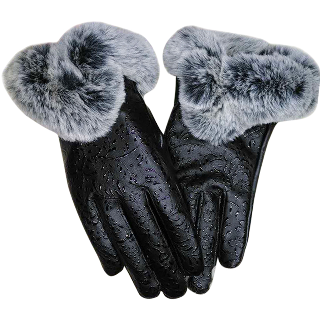 1 Pair Touch Screen Gloves, Coxeer Gloves Windproof Touch Screen Winter Gloves Phone... by Winter Gloves