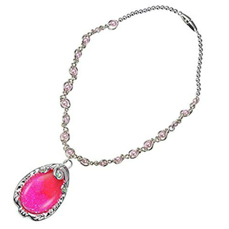 Sofia The First Amulet Necklace (Sofia The First Light-Up Princess Necklace - Amulet will light)