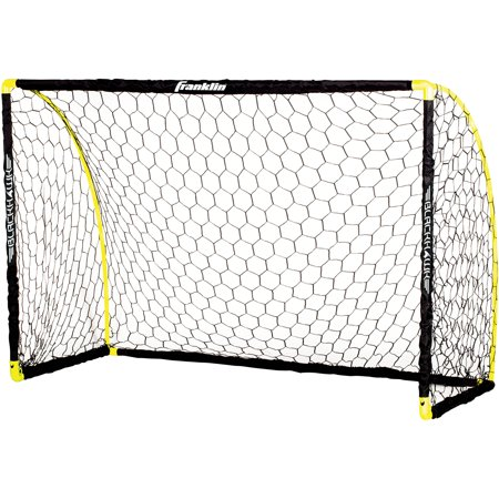 - Franklin Sports 6' x 4' Insta-Set Portable Soccer Goal