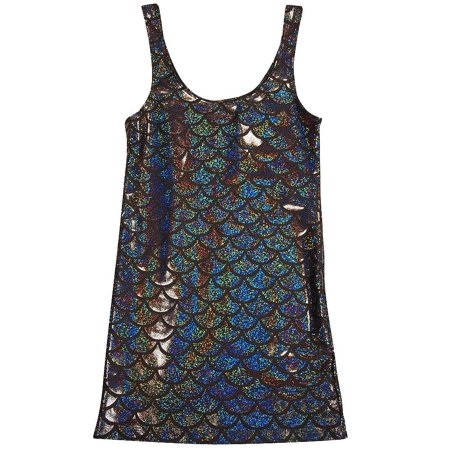 Zara Terez - Big Girls Tank Dress Black / - Zara Terez Skater Dress