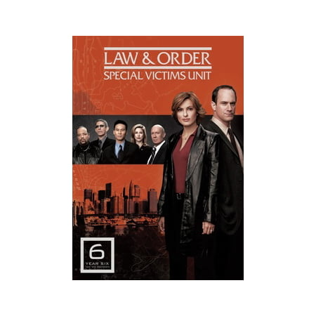 Law & Order: Special Victims Unit: The Sixth Year (DVD) - Michael And Kelly Halloween Special