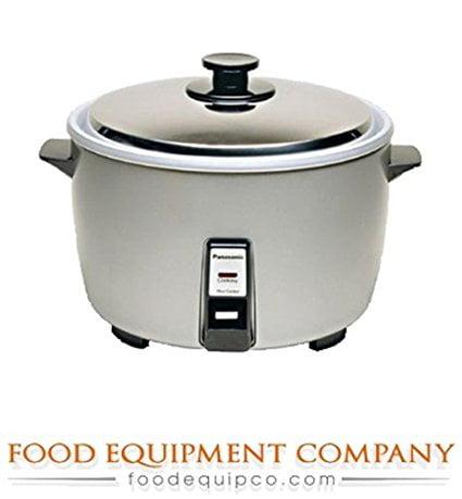 Winco SR-42HZP-D Panasonic Commercial Rice Cooker 23 cup capacity
