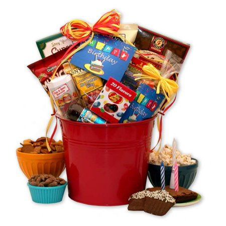 Gift Basket Drop Shipping Happy Birthday Especially For Him