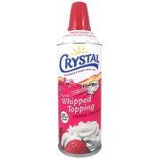 Crystal Original Whipped Topping, 6.5 Oz.