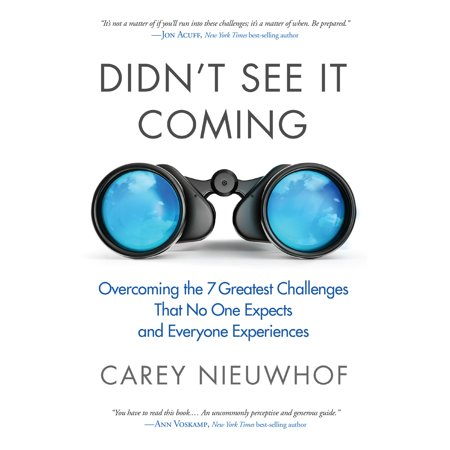 Didn't See It Coming : Overcoming the Seven Greatest Challenges That No One Expects and Everyone Experiences](Halloween Coming Just Wait On It)