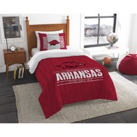 "NCAA Arkansas Razorbacks ""Modern Take"" Bedding Comforter Set"