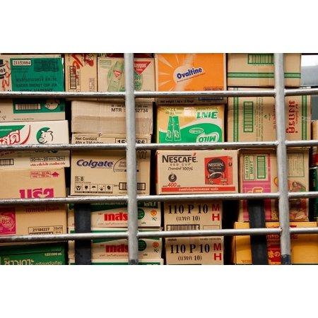 Peel-n-Stick Poster of Goods Range Trade Sale Shopping Cart Economy Poster 24x16 Adhesive Sticker Poster Print