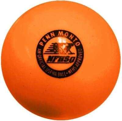 Penn Monto FPM 500 NFHS Field Hockey Game Balls (dz), Orange by