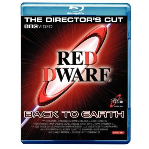 Red Dwarf: Back To Earth - Series 9 (Director's Cut) (Blu-ray) (Widescreen)