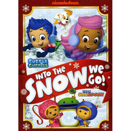 Bubble Guppies   Team Umizoomi  Into The Snow We Go