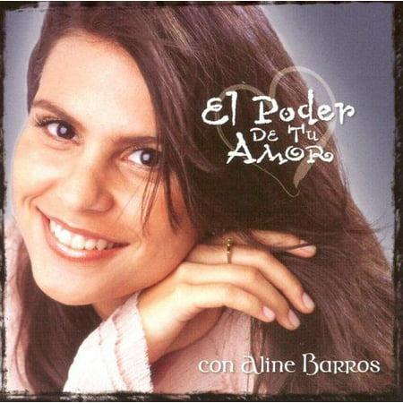 El Poder de tu Amor - Aline Barros (CD) - El Poder Tu Amor Cd
