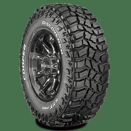Infiniti G37 Tires - COOPER DISCOVERER STT PRO LT285/65R18 125Q Tire