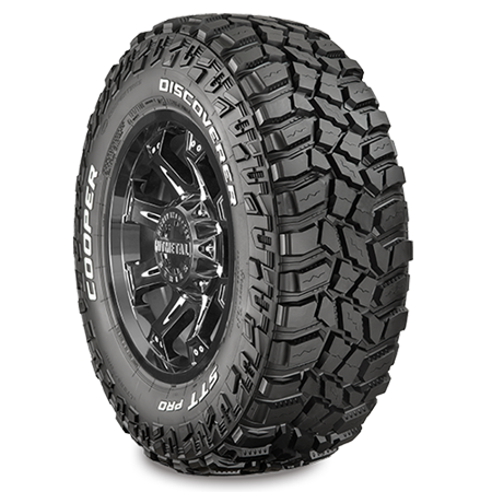 COOPER DISCOVERER STT PRO LT255/75R17 111Q Tire