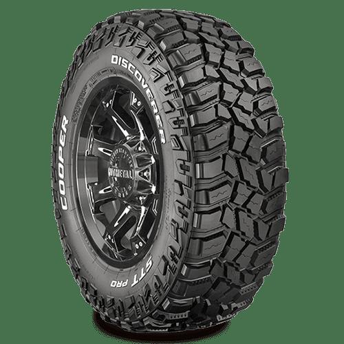 Cooper DISCOVERER STT PRO LT295/70R18 E 129P Tire