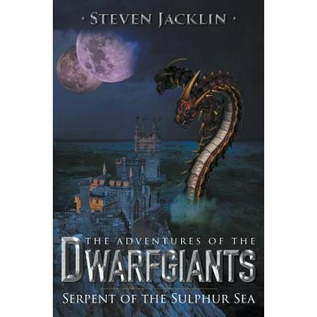 The Adventures of Dwarfgiants : Serpent of the Sulphur Sea