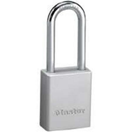 Loto Aluminum Shackle (Master Lock 570Dlhpf Aluminum Padlock, 2-Inch Shackle, 1-1/2-Inch)