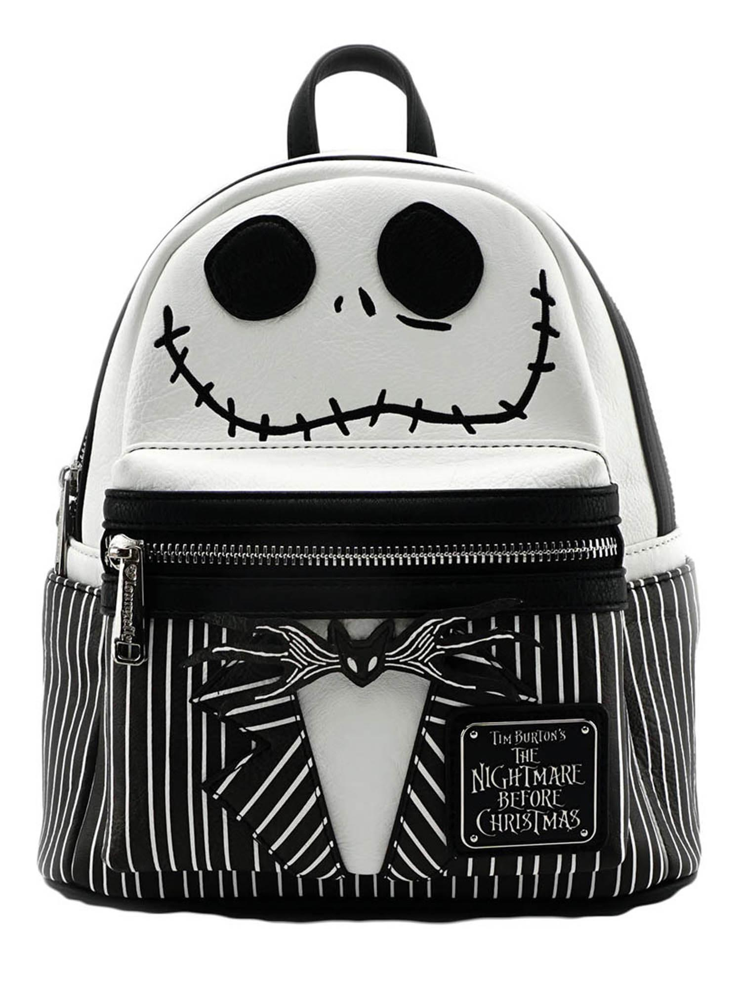 Loungefly Disney Nightmare Before Christmas Jack Skellington Mini ...
